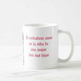 Cup of Mother Coffee Mug