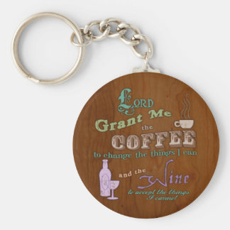 Cup of Serenity Key Ring