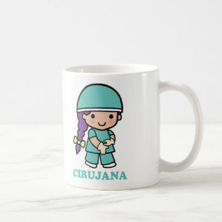 Cup of surgeon