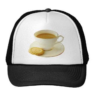 Cup of tea cap