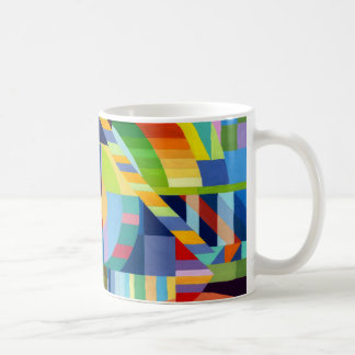 Cup painting with water colors
