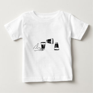 Cup Picture Baby T-Shirt