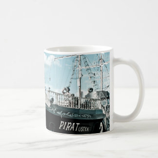 Cup - Pirate pirate ship at the Baltic Sea Coffee Mugs
