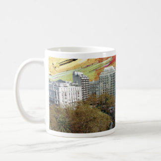 """Cup """"Place Freedom """" Mugs"""