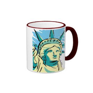 Cup Statue Freedom - M2 Ringer Mug
