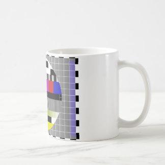 "Cup ""TEST PATTERN "" Coffee Mug"