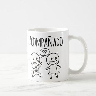Cup, the coffee I like accompanied Coffee Mug