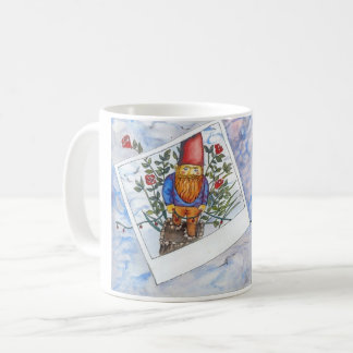 Cup with travelling genie