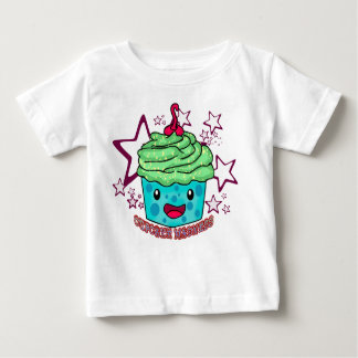 Cupake Madness For Baby Tee Shirts