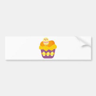 cupcake4 bumper sticker