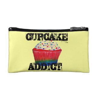 Cupcake Addict Makeup Bag