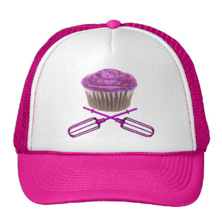 Cupcake and Crossbeaters Hats