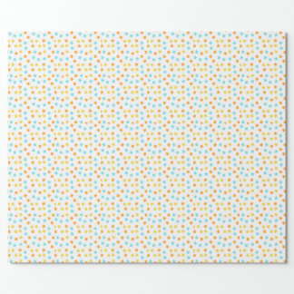Cupcake and Sprinkles Birthday Party Wrapping Paper