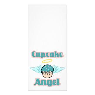 cupcake angel rack card design