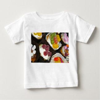 Cupcake  assortment Baby Teeshirt Baby T-Shirt