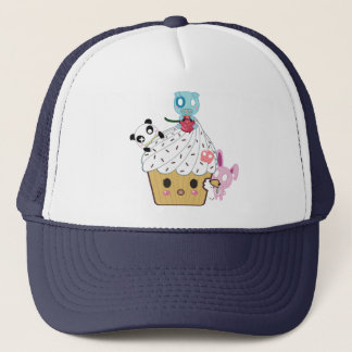 Cupcake Attack! (>_<) Cap