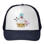 Cupcake Attack! (>_<) Mesh Hats