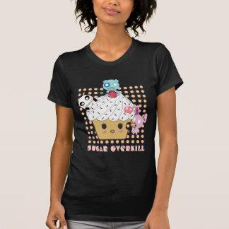 Cupcake Attack! Sugar Overkill Tshirt