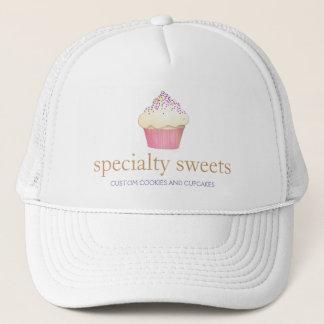 Cupcake Baker Trucker Hat