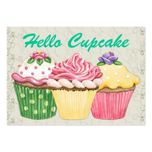 Cupcake / Bakery - SRF Business Card