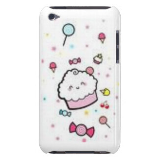Cupcake Barely There iPod Cases