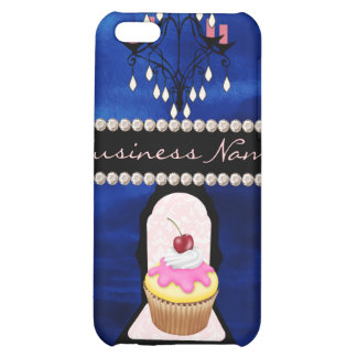 Cupcake Bling Business Iphone 4s HARD CASE iPhone 5C Covers