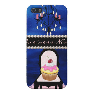 Cupcake Bling Business Iphone 4s HARD CASE Covers For iPhone 5