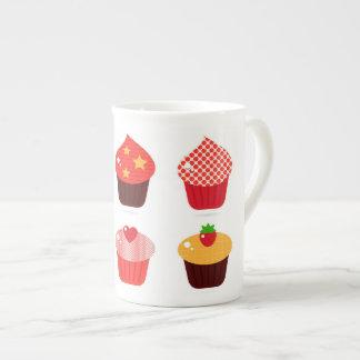 Cupcake Bone China Mug