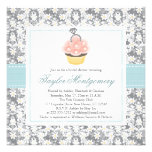 Cupcake Bridal Shower Invitations