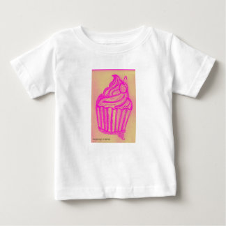 cupcake by imagining victoria baby T-Shirt