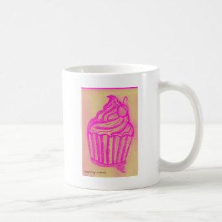 cupcake by imagining victoria coffee mug