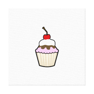 Cupcake Gallery Wrap Canvas