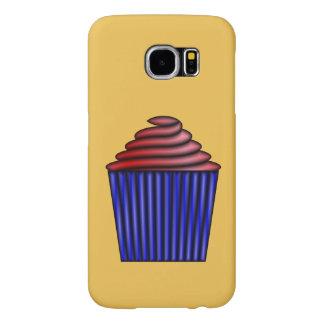 Cupcake Samsung Galaxy S6 Cases