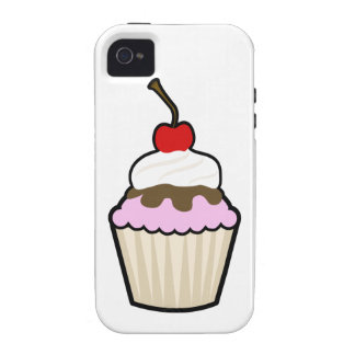 Cupcake Vibe iPhone 4 Covers