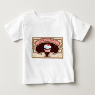 Cupcake Confections Vintage Style Infant T-Shirt