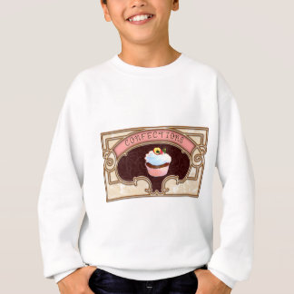 Cupcake Confections Vintage Style T-shirts