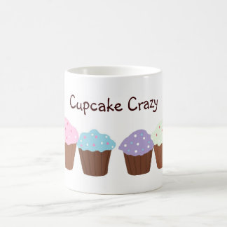 Cupcake Crazy Coffee Mug