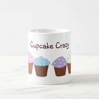 Cupcake Crazy Classic White Coffee Mug