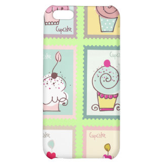 Cupcake Cupcakes Collage Sweet Desserts Snack Love Cover For iPhone 5C