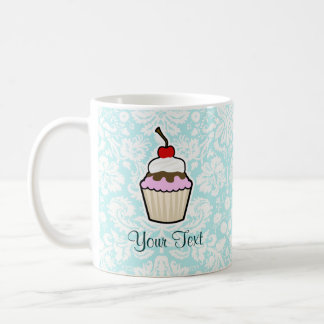 Cupcake; cute coffee mug