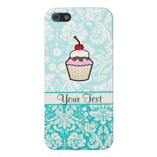 Cupcake; cute iPhone 5/5S cover