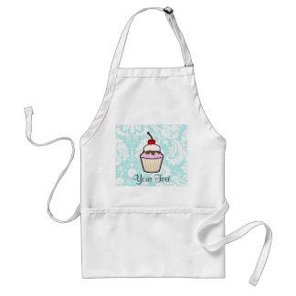 Cupcake; cute standard apron