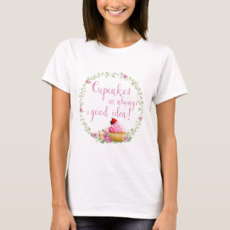 Cupcake design T-Shirt