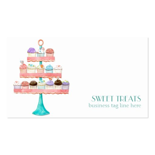 Collections of wedding cakes business cards cupcake dessert baking bakery business package business card reheart Image collections