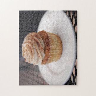 Cupcake Dessert Puzzle