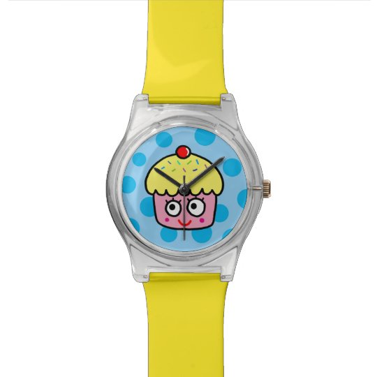 Cupcake Dot iWatch Watch
