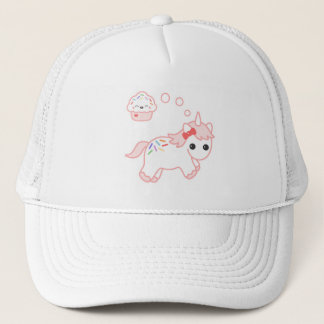 Cupcake Dream Unicorn Trucker Hat