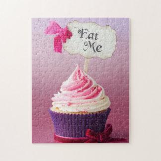 Cupcake - Eat Me Jigsaw Puzzle