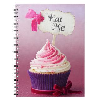 Cupcake - Eat Me Notebook