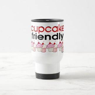 Cupcake Friendly Travel Mug